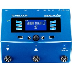 TC HELICON VOICELIVE PLAY PROCESADOR DE VOZ