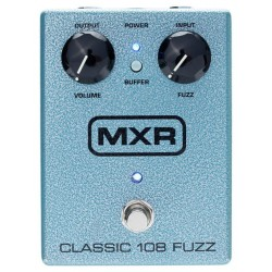 DUNLOP M173 MXR CLASSIC FUZZ PEDAL