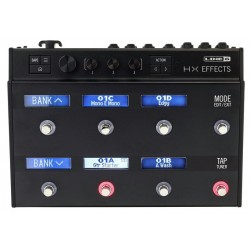LINE 6 HX EFFECTS PROCESADOR MULTIEFECTOS GUITARRA