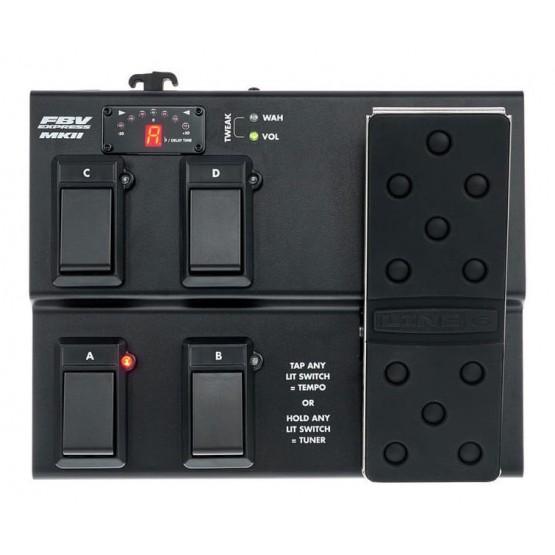 LINE 6 FBV EXPRESS MKII USB PEDALERA GUITARRA