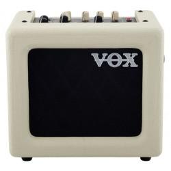 VOX MINI3 G2 IVORY AMPLIFICADOR GUITARRA