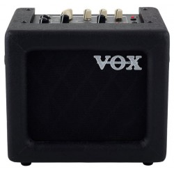 VOX MINI3 G2 BK AMPLIFICADOR GUITARRA
