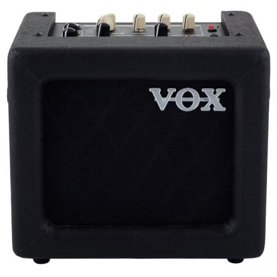 VOX MINI3 G2 BK AMPLIFICADOR GUITARRA