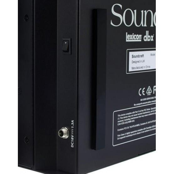 SOUNDCRAFT UI-12 MESA DE MEZCLAS