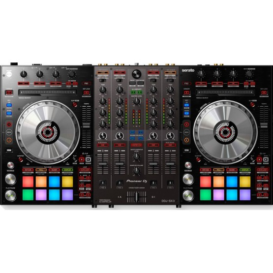 PIONEER DDJ SX3 CONTROLADOR DJ. NOVEDAD