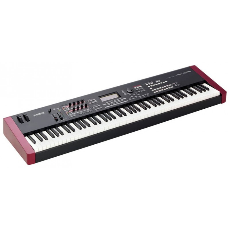 yamaha moxf8 teclado sintetizador precio tienda online. Black Bedroom Furniture Sets. Home Design Ideas