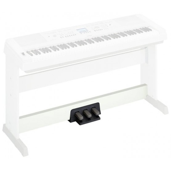 YAMAHA LP7A WH PEDALERA BLANCA PIANO DIGITAL DGX650 Y DGX660