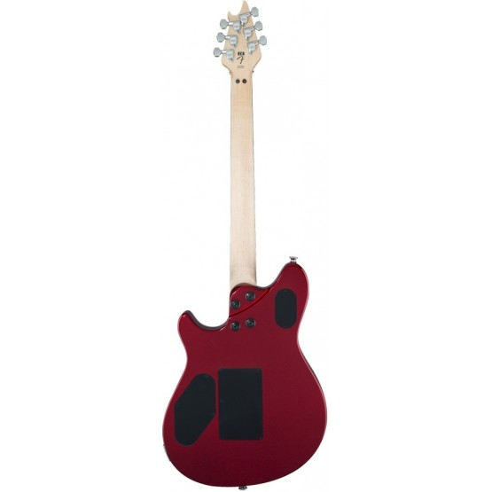 EVH WOLFGANG SPECIAL EB GUITARRA ELECTRICA CANDY APPLE RED DEMO.