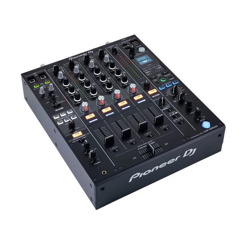 Pioneer dj djm900nxs2 mesa de mezclas digital dj precio tienda online barcelona matar o vic - Mesa dj pioneer ...
