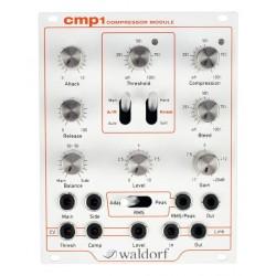 WALDORF CMP1 KB37 MODULO COMPRESOR EURORACK. DEMO.