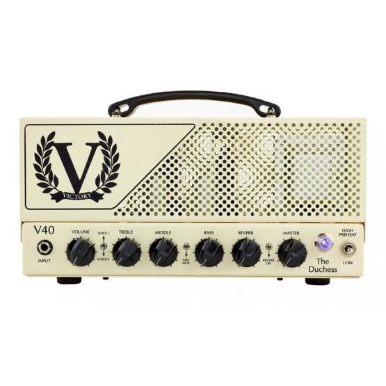 VICTORY AMPS V40H THE DUCHESS AMPLIFICADOR CABEZAL GUITARRA