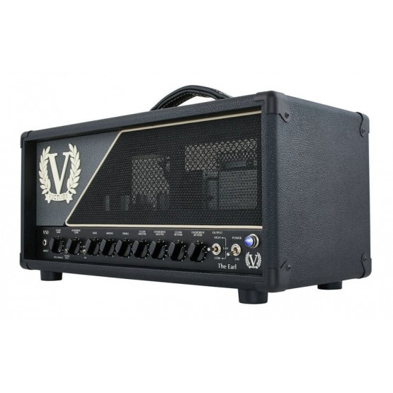 VICTORY AMPS V50 THE EARL AMPLIFICADOR CABEZAL GUITARRA. DEMO.
