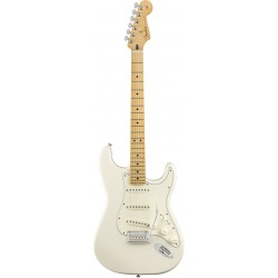 FENDER PLAYER STRATOCASTER MN GUITARRA ELECTRICA POLAR WHITE