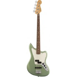 FENDER PLAYER JAGUAR BASS PF BAJO ELECTRICO SAGE GREEN METALLIC. NOVEDAD
