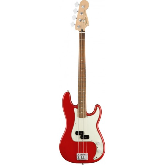 FENDER PLAYER PRECISION BASS PF BAJO ELECTRICO SONIC RED