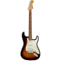 FENDER PLAYER STRATOCASTER PF GUITARRA ELECTRICA 3 COLORES SUNBURST