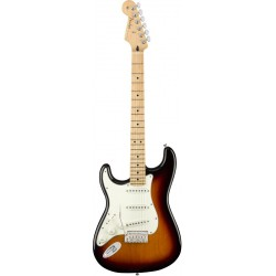FENDER PLAYER STRATOCASTER LH MN GUITARRA ELECTRICA ZURDOS 3 COLORES SUNBURST