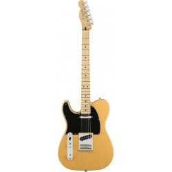 FENDER PLAYER TELECASTER LH MN GUITARRA ELECTRICA ZURDOS BUTTERSCOTCH BLONDE