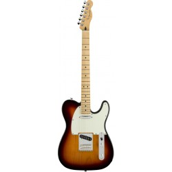 FENDER PLAYER TELECASTER MN GUITARRA ELECTRICA 3 COLORES SUNBURST