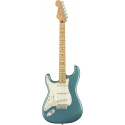 FENDER PLAYER STRATOCASTER LH MN GUITARRA ELECTRICA ZURDOS TIDE POOL