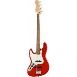 FENDER PLAYER JAZZ BASS LH PF BAJO ELECTRICO ZURDOS SONIC RED