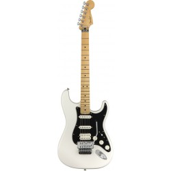FENDER PLAYER STRATOCASTER FR HSS MN GUITARRA ELECTRICA POLAR WHITE