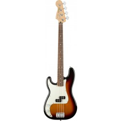 FENDER PLAYER PRECISION BASS LH PF BAJO ELECTRICO ZURDOS 3 COLORES SUNBURST