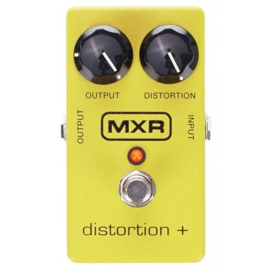 DUNLOP M104 MXR PEDAL DISTORSION