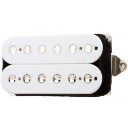 SUHR THORNBUCKER BRIDGE 50MM WHITE PASTILLA HUMBUCKER PUENTE