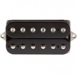 SUHR THORNBUCKER BRIDGE 50MM BLACK PASTILLA HUMBUCKER PUENTE