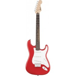 SQUIER BULLET STRATOCASTER HARD TAIL IL GUITARRA ELECTRICA FIESTA RED