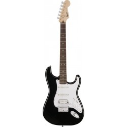 SQUIER BULLET STRATOCASTER HSS HARD TAIL IL GUITARRA ELECTRICA NEGRA