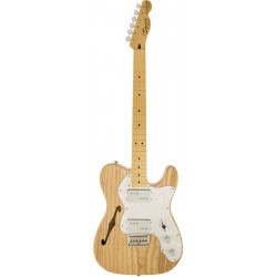 SQUIER 72 TELECASTER THINLINE VINTAGE MODIFIED MN GUITARRA ELECTRICA NATURAL