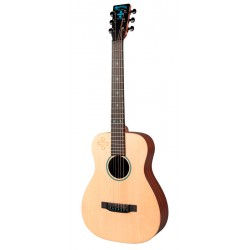 MARTIN ED SHEERAN 3 LEFT GUITARRA ELECTROACUSTICA MINI ZURDOS.