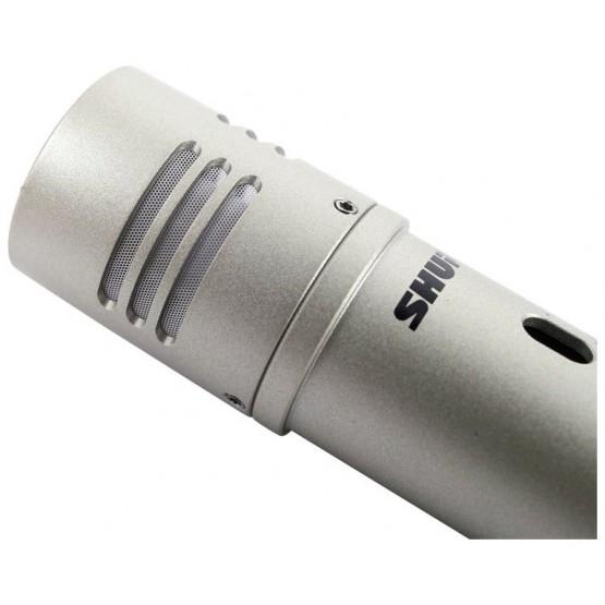 SHURE KSM137 SL MICROFONO CONDENSADOR. DEMO.