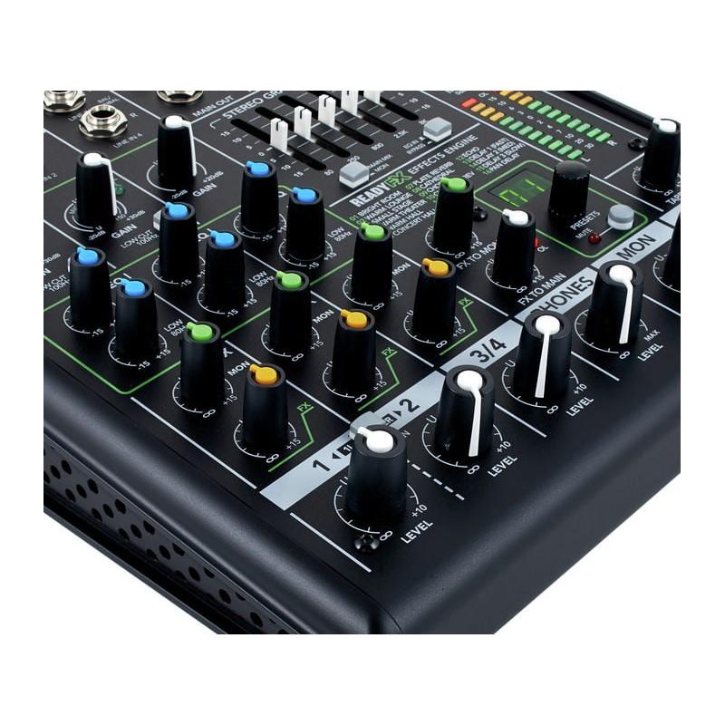 Mackie pro fx4 v2 mesa de mezclas 4 canales con efectos precio tienda online barcelona matar - Mesa de mezclas 2 canales ...