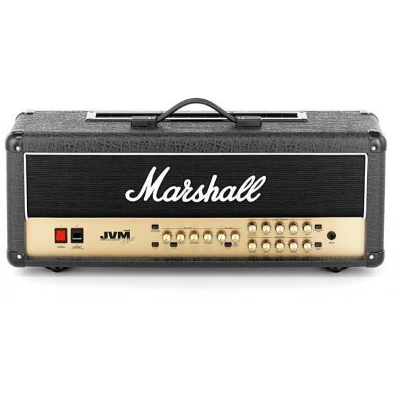 MARSHALL JVM210H CABEZAL AMPLIFICADOR GUITARRA VALVULAS 100W 2 CANALES MIDI