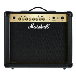 MARSHALL MG30GFX GOLD AMPLIFICADOR COMBO GUITARRA 30W