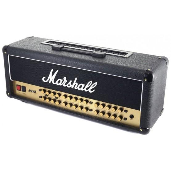 MARSHALL JVM410H CABEZAL AMPLIFICADOR GUITARRA VALVULAS 100W 4 CANALES MIDI