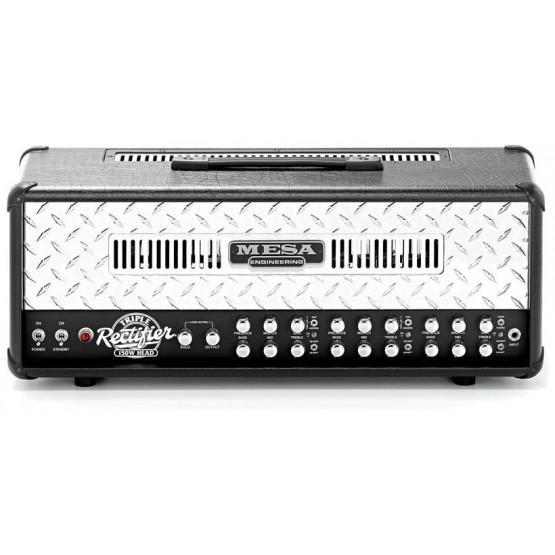 MESA BOOGIE TRIPLE RECTIFIER HEAD AMPLIFICADOR GUITARRA 150W