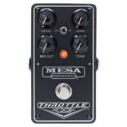 MESA BOOGIE THROTTLE BOX PEDAL DISTORSION