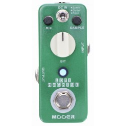 MOOER LOFI MACHINE PEDAL CRUNCH DIGITAL