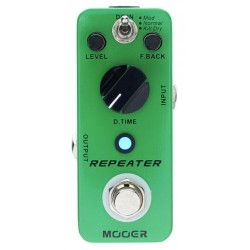MOOER REPEATER PEDAL DELAY