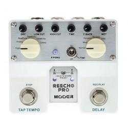 MOOER REECHO PRO PEDAL DELAY DIGITAL