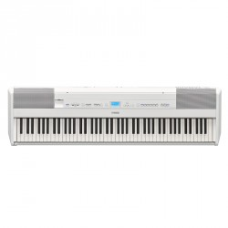 YAMAHA P515 WH PIANO DIGITAL PORTATIL BLANCO. NOVEDAD