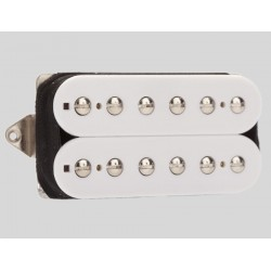 SUHR DSH BRIDGE 50MM WHITE PASTILLA HUMBUCKER PUENTE