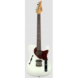 SUHR ALT T RW OW GUITARRA ELECTRICA OLYMPIC WHITE