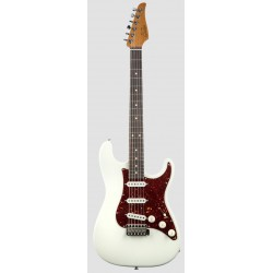 SUHR SCOTT HENDERSON SIGNATURE CLASSIC OW GUITARRA ELECTRICA OLYMPIC WHITE