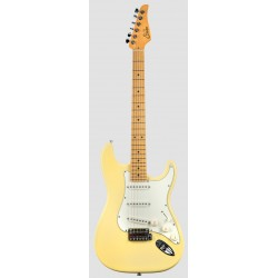 SUHR CLASSIC S MN VY GUITARRA ELECTRICA VINTAGE YELLOW