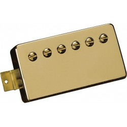 SUHR ALDRICH BRIDGE 50MM GOLD PASTILLA HUMBUCKER PUENTE